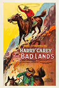 Harry Carey in The Bad Lands (1925)