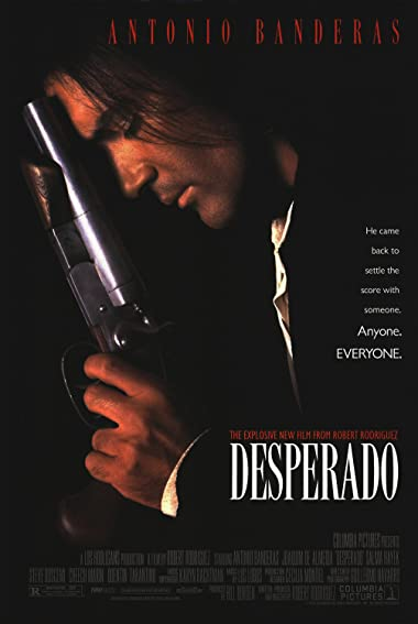 Desperado 1995 Dual Audio In Hindi 300MB 480p BluRay
