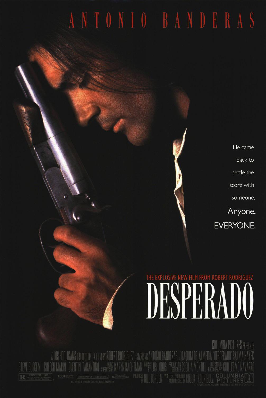 Desperado (1995) BluRay 480p, 720p & 1080p