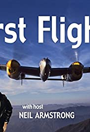 First Flights with Neil Armstrong Poster