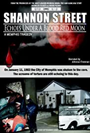 Shannon Street: Echoes Under a Blood Red Moon Poster