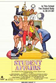 Student Affairs(1987) Poster - Movie Forum, Cast, Reviews