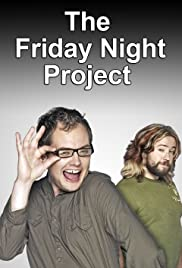 The Sunday Night Project Poster