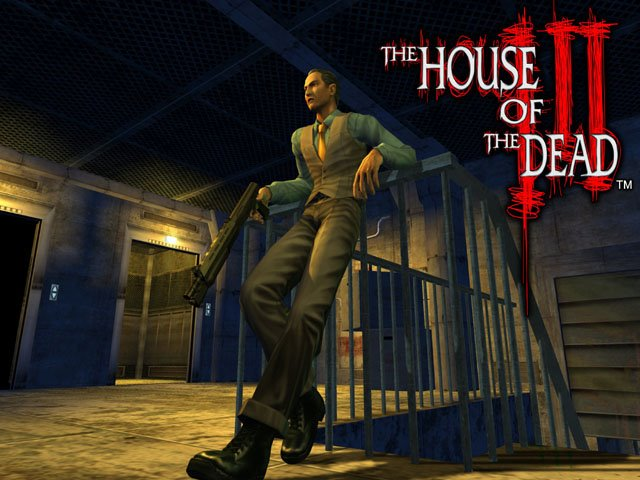 The House Of The Dead Iii 2002