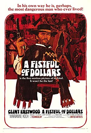 Permalink to Movie A Fistful of Dollars (1964)