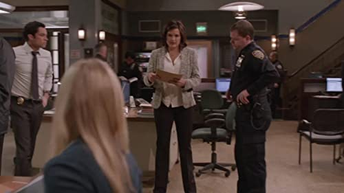 Law & Order: Special Victims Unit Jersey Breakdown