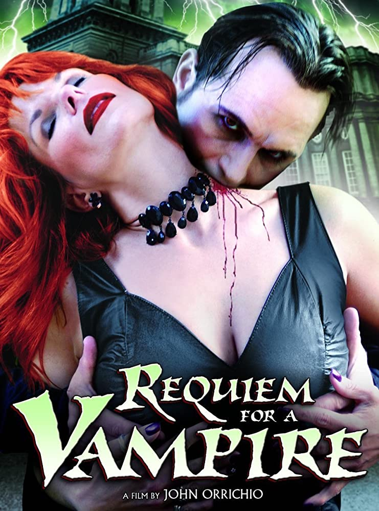 Matt Locker and Cathy Loch in Requiem for a Vampire (2006)