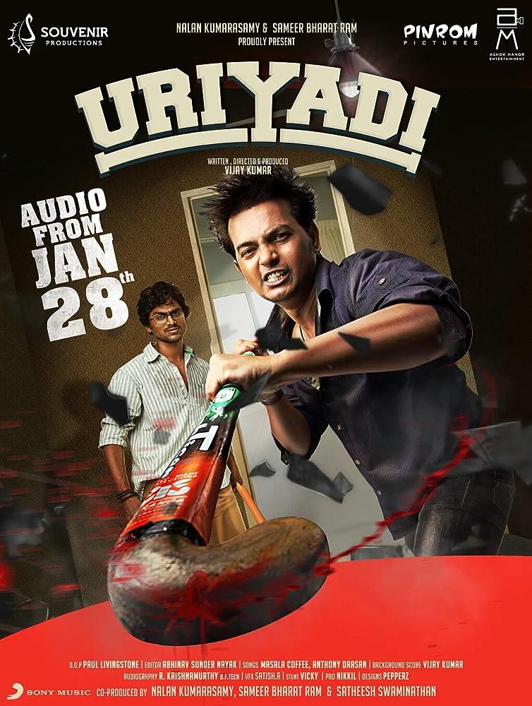 Uriyadi (2020) Hindi Dubbed 720p HDRip Esubs DL