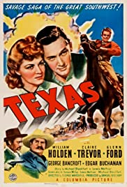 Texas (1941) Poster - Movie Forum, Cast, Reviews