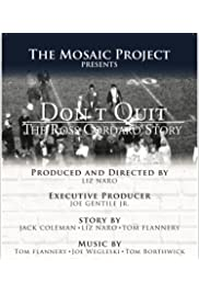 Don't Quit - The Ross Cordaro Story