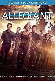 Allegiant: Building the Bureau Poster