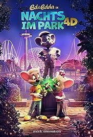 Nachts im Park 4D Poster