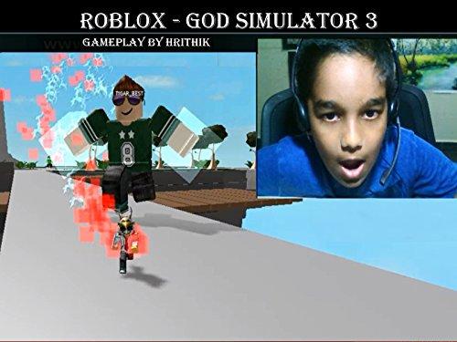 Clip: Roblox Gameplay Hrithik (2017-)