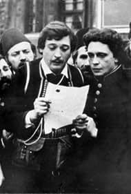 Radko Dishliev, Antony Genov, Ilia Karaivanov, and Stoyan Stoev in Zapiski po bulgarskite vastaniya (1976)