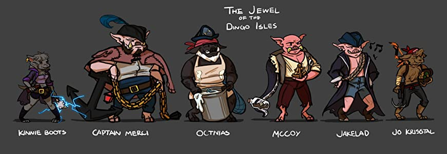 Downloaded movie trailers The Jewel of the Dingo Isles by none [[480x854]