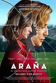 Araña Poster