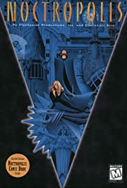 Noctropolis Poster