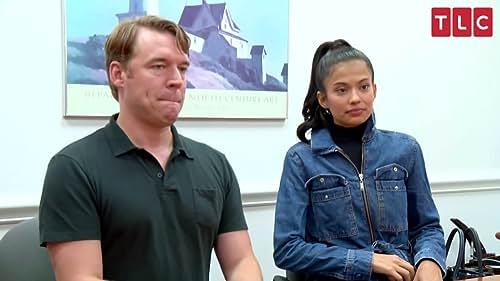 90 Day Fiance: Michael & Juliana Meet With A Mediator