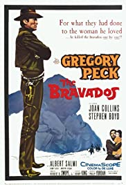 The Bravados (1958) Poster - Movie Forum, Cast, Reviews