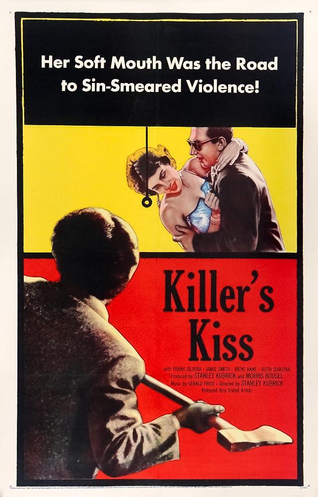 Stanley Kubrick, Irene Kane, Frank Silvera, Jamie Smith, and Ruth Sobotka in Killer's Kiss (1955)