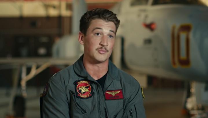 Miles Teller in Top Gun: Maverick (2021)