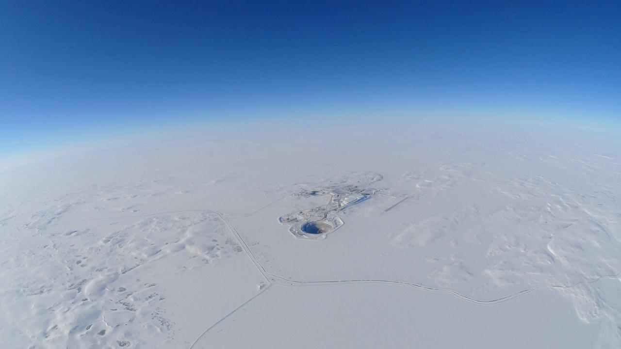 Les Diamants du Pôle