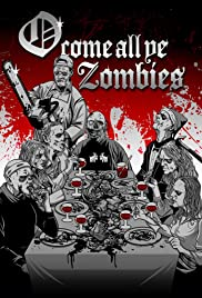 O Come All Ye Zombies Poster