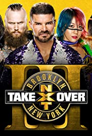 NXT TakeOver: Brooklyn III Poster