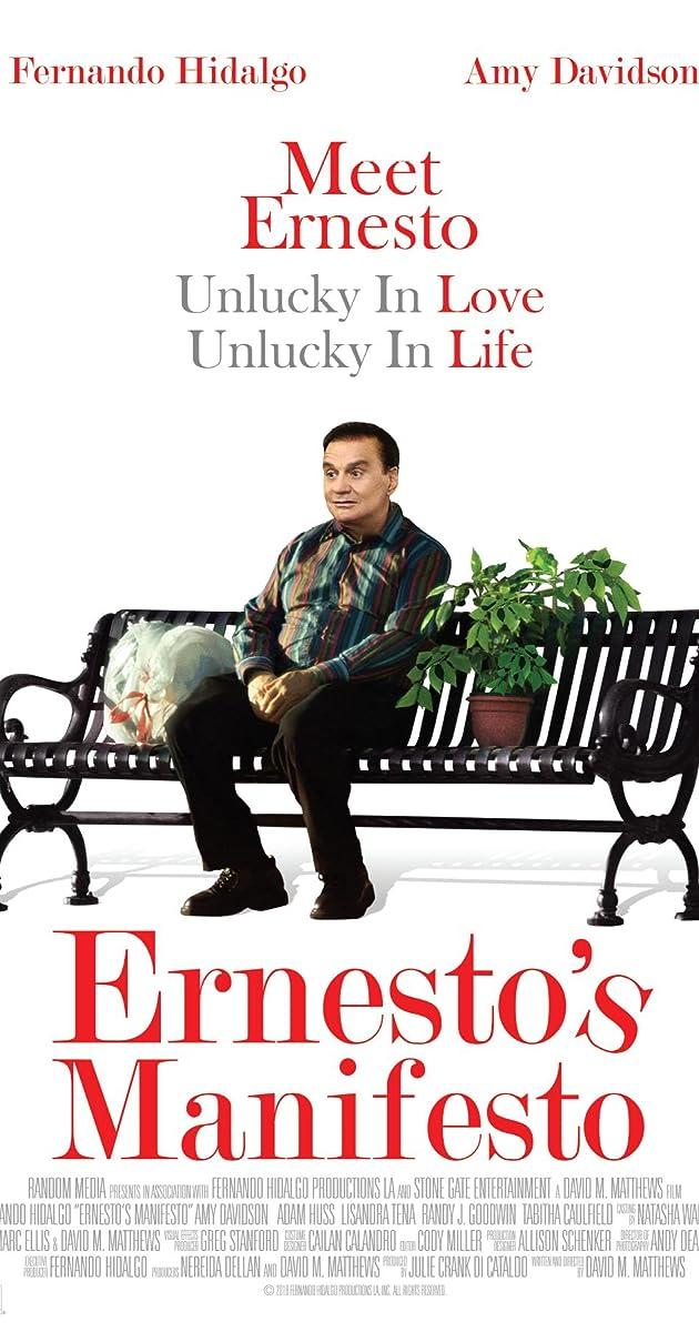 Subtitle of Ernesto's Manifesto
