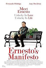 Ernesto's Manifesto Poster