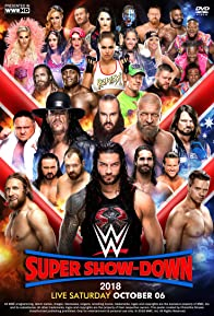 Primary photo for WWE Super Show-Down