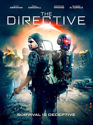 Where to stream The Directive
