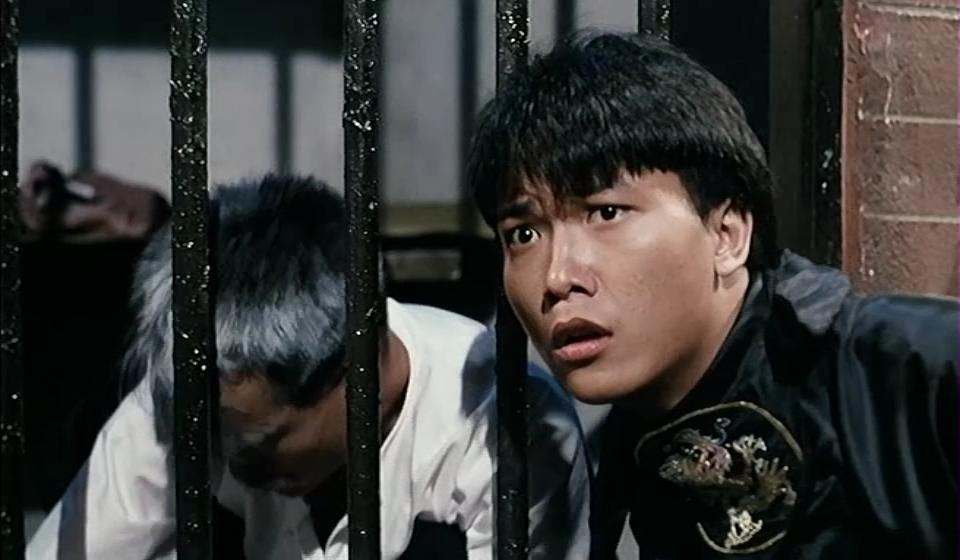 Siu-Ho Chin and Ching-Ying Lam in Geung see sin sang (1985)