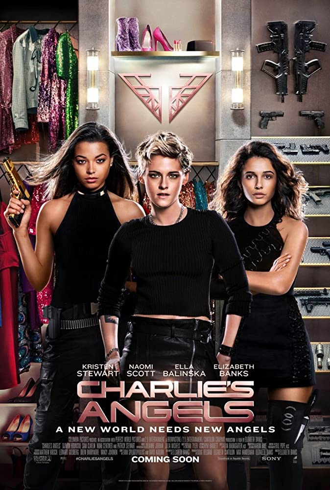 Charlie's Angels 2020 Bangla Dubbed ORG Movie 720p BluRay 950MB ESubs