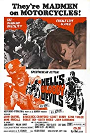 Hell's Bloody Devils Poster