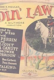 Ridin' Law Poster