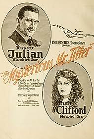 Ruth Clifford and Rupert Julian in The Mysterious Mr. Tiller (1917)
