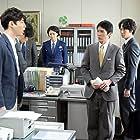 Kôichi Satô, Eita Nagayama, Yûta Kanai, Gô Ayano, Nana Eikura, and Kentarô Sakaguchi in Rokuyon: Zenpen (2016)
