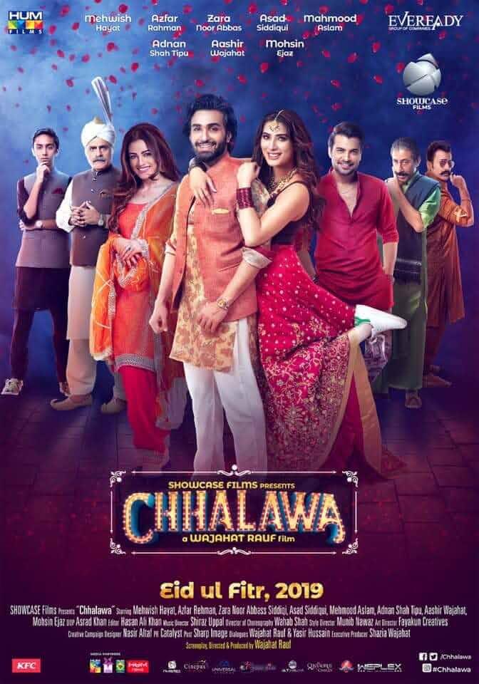 Chhalawa (2019) Urdu 720p HDRip x264 AAC Full  (950MB) Full Movie Download