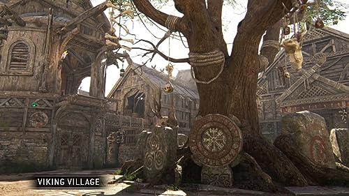 For Honor: Season 3: Grudge And Glory: Viking Village Arena