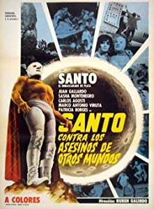 Watch online english movies dvdrip Santo contra los asesinos de otros mundos Mexico [2048x2048]