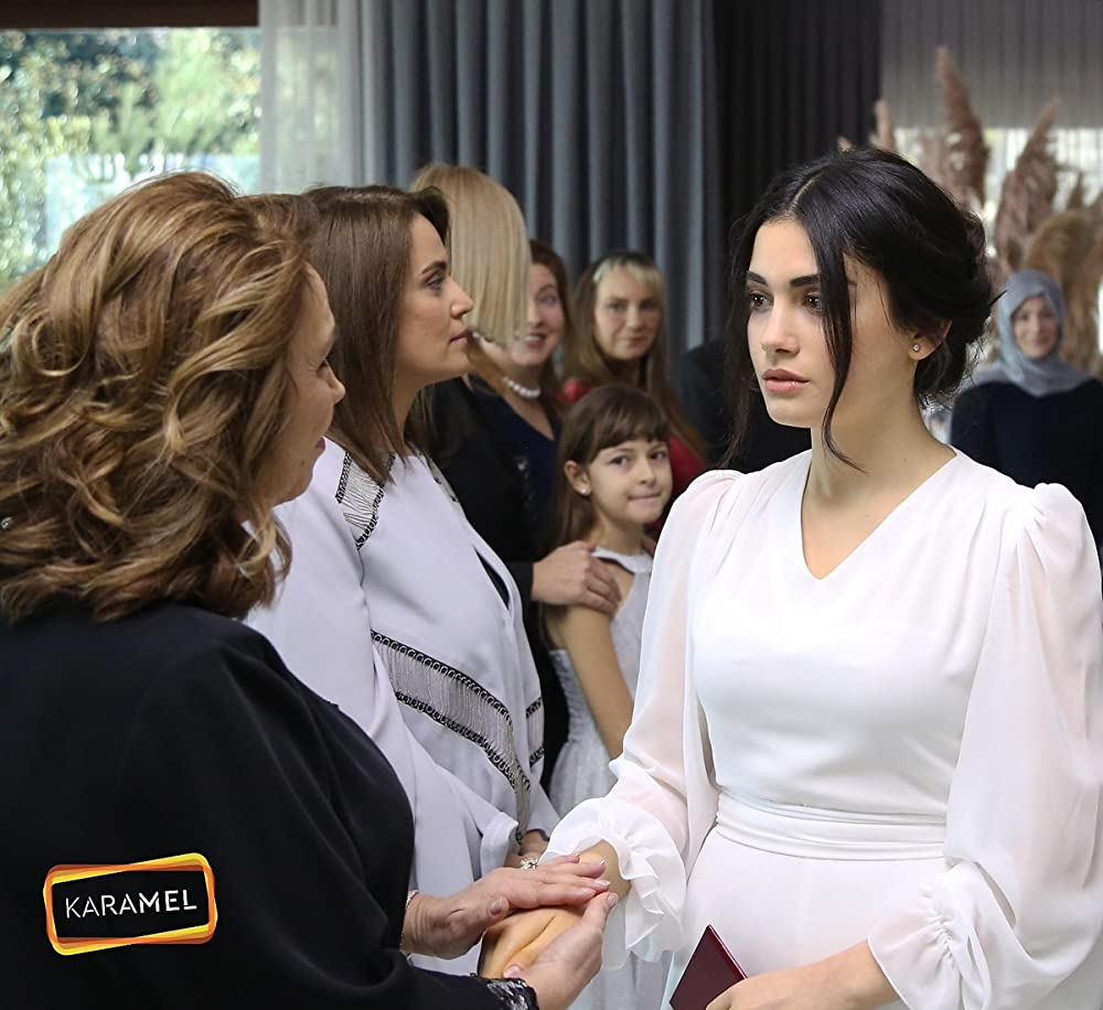 Клятва - турецкая мелодрама про любовь