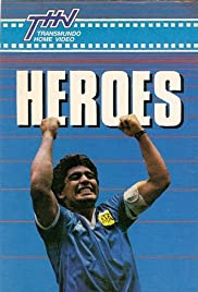 Hero: The Official Film of the 1986 FIFA World Cup Poster