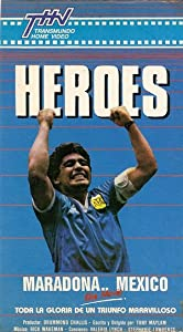 Hero: The Official Film of the 1986 FIFA World Cup Tom Clegg
