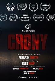 Crony Poster