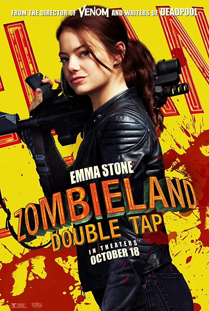 Zombieland 2: Double Tap 2019 (Hindi Subbed) 720p HDCAM 800MB Free Download