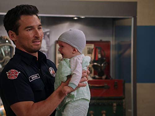 Jay Hayden in Station 19 (2018)