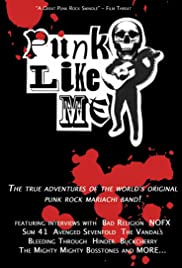 Punk Like Me Poster