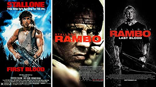 Poll: What Is Your Favorite 'Rambo' Movie? list