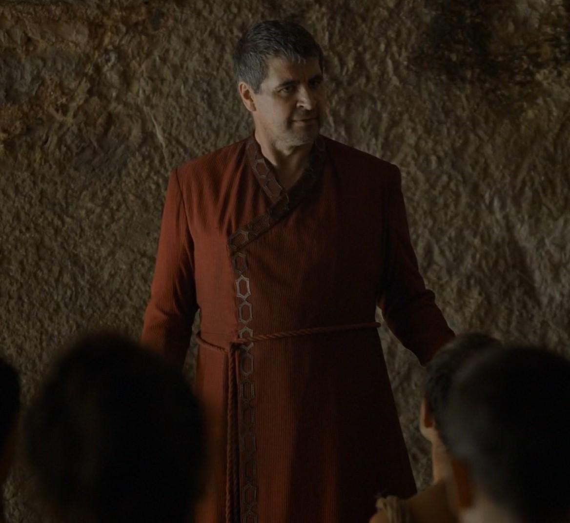 Gerald Lepkowski in Game of Thrones (2011)
